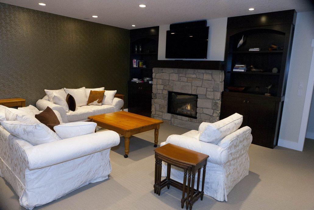 Basement Developments Calgary Harding's