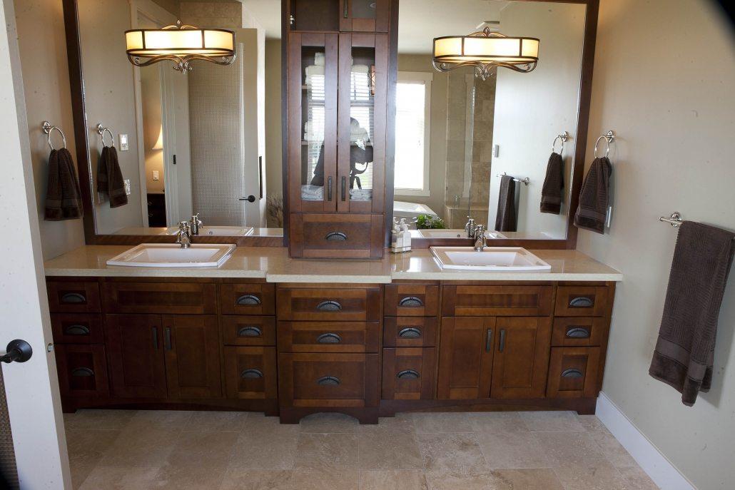bathroom renovation harding's calgary