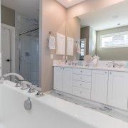 House Painting - Bathroom Calgary Harding's