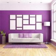 purple loud paint colour calgary harding's