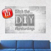 ditch the diy
