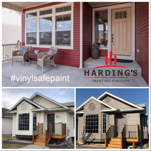 Save Thousands By Painting Your Vinyl Siding Instead Harding S Painting Cleaning Window Washing Texturing Renovations Handyman