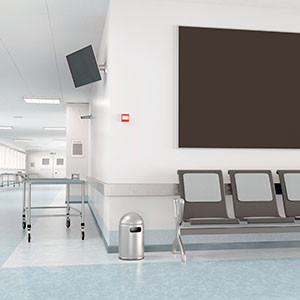 Epoxy Floor Coating used in a clinic application